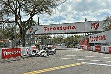 IndyCar - Montoya holt souveränen Sieg beim Saisonauftakt