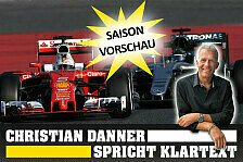 Formel 1 - Danners Saisonvorschau: Ich glaube an Vettel!