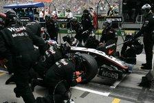 Formel 1 - McLaren möchte die Pace des MP4-20 ausnutzen