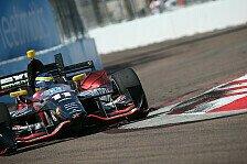 IndyCar - Bilder: St. Petersburg - 1. Lauf