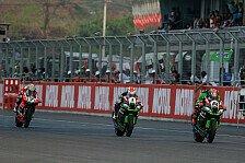 Superbike-WM-Ticker: Das WSBK-Rennwochenende in Thailand