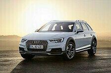 Auto - Allradantrieb in Serie: Audi A4 allroad quattro