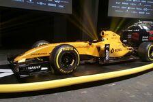 Formel 1 - Bilder: Präsentation Renault RS16