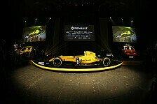 Formel 1 - Renault-Lackierung: Retro trifft Moderne