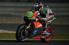 MotoGP - Bradl: Fröhlicher Vorletzter am Freitag
