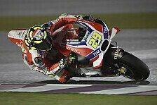 MotoGP - Gefahr Winglets: Turbulenzen und scharfe Kanten