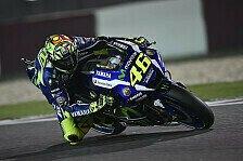 MotoGP - Rossi schreibt Reihe 1 nach verpatztem Freitag ab