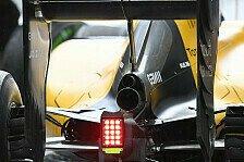 Formel 1 - Renault gibt Gas: Neuer Motor in Barcelona