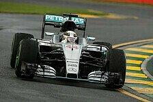 Formel 1 - Live-Ticker: Die Freien Trainings in Australien