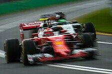 Formel 1 - Heimlicher Reifen-Tausch? Pirelli dementiert