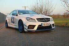 DTM - Coulthard und Alesi fahren Gumball 3000