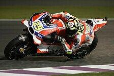 MotoGP - Katar: Die Stimmen zu den Freitags-Trainings