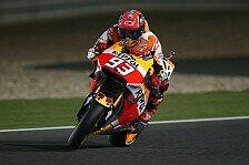 MotoGP - Altes Setup katapultiert Marquez in Spitzengruppe