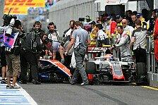 Formel 1 - Boxengassen-Crash: Haryantos schwerste Stunde