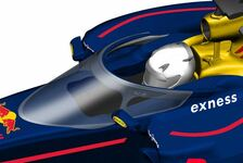 Formel 1 - Red Bull zeigt-Halo-Alternative