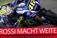 MotoGP - Valentino Rossi verlängert bei Yamaha bis 2018