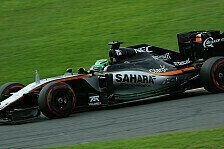 Formel 1 - Force India in Bahrain: Im Angriffs-Modus