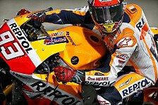 MotoGP - Marquez setzt Polezeit - eine Runde zu spät