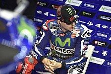 MotoGP - Lorenzo äußert nach Horrortag harte Selbstkritik