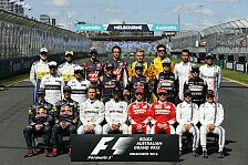 Übersicht: Fahrer & Teams für F1-Saison 2017