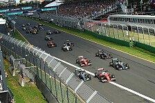 Formel 1 - Live-Ticker: Australien GP - Das Rennen
