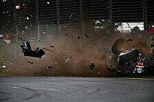 Formel 1 - Mosley: Alonso hätte Crash früher nicht überlebt