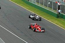Formel 1 - Michael Schumacher hatte Ferrari weiter hinten erwartet