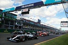 FIA veröffentlicht provisorischen Formel-1-Kalender für Saison 2017