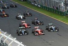 Formel 1 - Team für Team - Bahrain GP: Vorschau