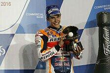 MotoGP - Marquez: Der alte Marc wollte wieder angreifen