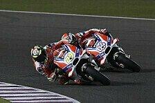 MotoGP - Dovizioso mit Kampfansage vor Argentinien