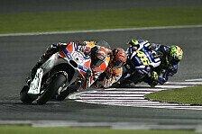 MotoGP - Dampfhammer Dovizioso bezwingt Marquez und Rossi