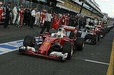 Formel 1 - Kehrtwende! Altes Qualifying kommt zurück