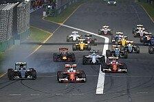 FIA veröffentlicht vorläufige Formel-1-Starterliste 2017