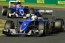 Formel 1 - Sauber finanziell gerettet