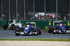 Formel 1 - Sauber: Realitätsfern in den Untergang?