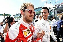 Formel 1 - Ferrari bestätigt: Wehrlein wird Vettel-Edelhelfer
