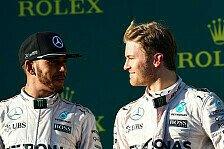 Nico Rosberg vs. Lewis Hamilton: Wer holt sich den Titel?