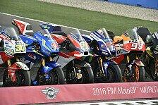 MotoGP - Neues Team für 24. Startplatz 2017 gesucht