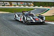 WEC - Porsche zeigt neues LMP1-Auto für 2016