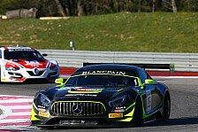 Blancpain GT Series - Dominik Baumann wechselt zu Mercedes-AMG