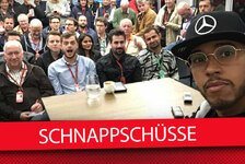 Formel 1 - Blog - Australien GP: Christians Schnappschüsse
