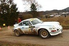 Youngtimer Rallye Trophy - Porsche Sieg bei der Kempenich!