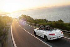 Auto - Mercedes-AMG bringt den C 63 jetzt auch als Cabrio