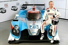 24 h von Le Mans - Olympialegende Chris Hoy startet in Le Mans