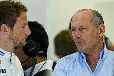 Formel 1 - Bye, bye Button? McLaren deutet Trennung an