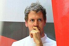 Formel 1 - Vettel: F1 nur noch peinlich