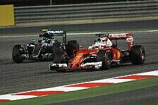Formel 1 - Longrun-Analyse: Mercedes im Vorteil