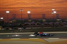 Formel 1 - Live-Ticker: Der Freitag in Bahrain