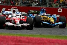 Formel 1 - Toyota: Das große Ziel WM-Punkte